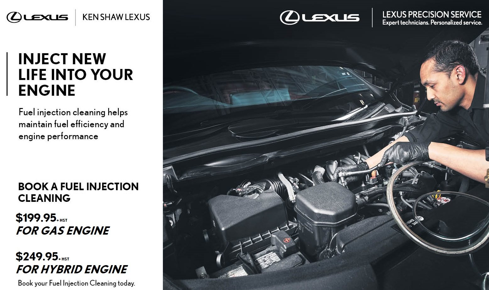 Fuel Injector Cleaning service