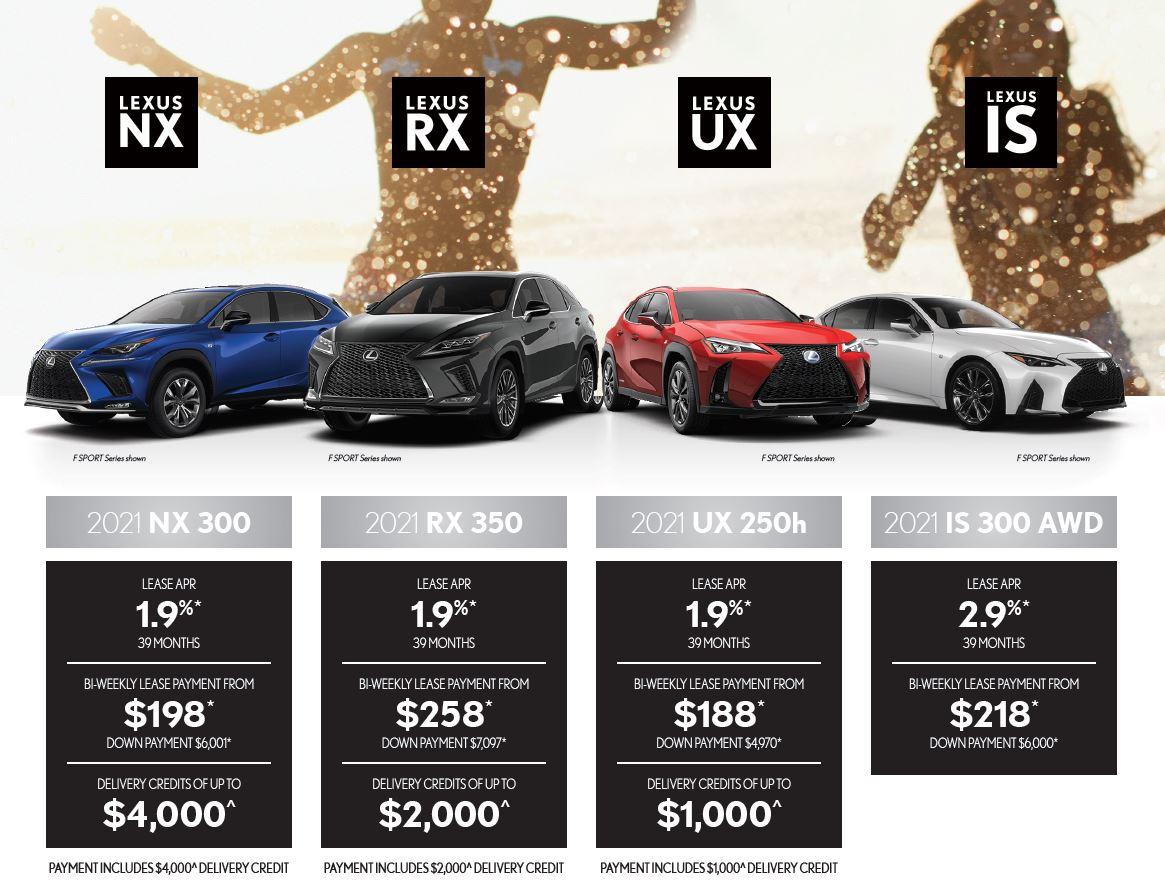 ken shaw lexus offers july