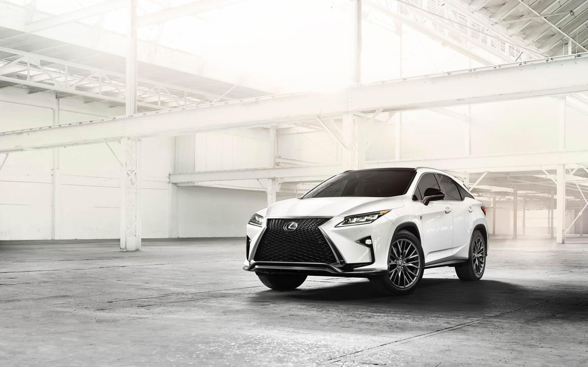 package lexus and new fwd the first luxury review rx drive redesign all driving