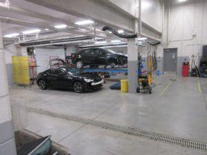 Ken Shaw Lexus Toyota bodyshop In Toronto