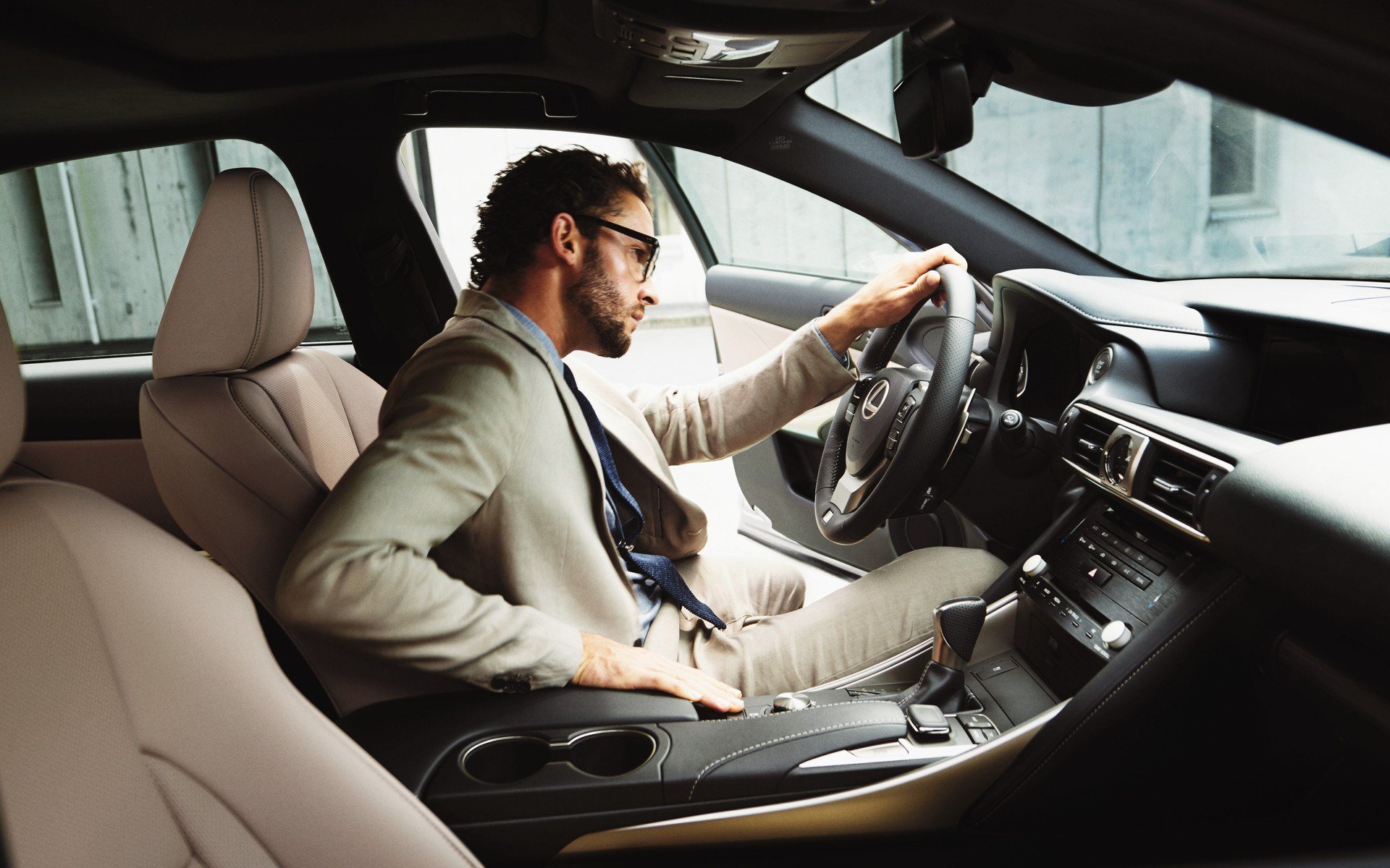 2018 Lexus IS Interior at Ken Shaw Lexus in Toronto