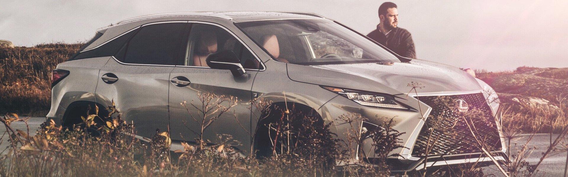 2018 Lexus RX 450h Hybrid at Ken Shaw Lexus in Toronto