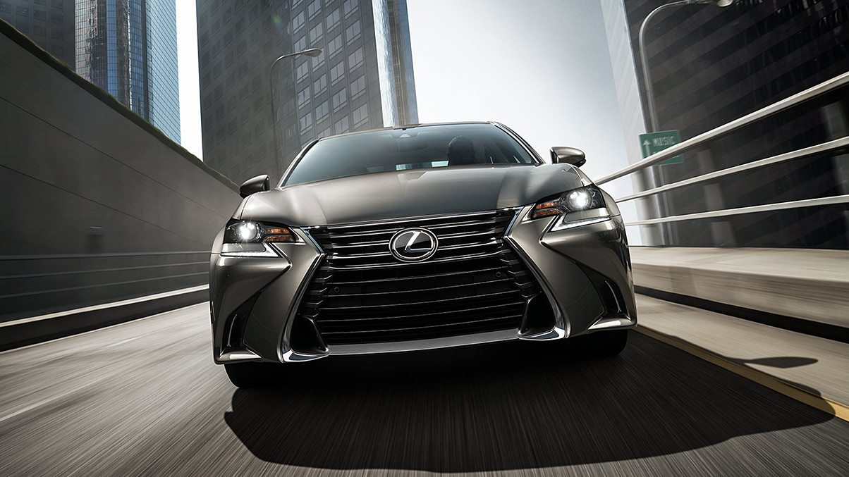 2018 Lexus GS Exterior at Ken Shaw Lexus in Toronto