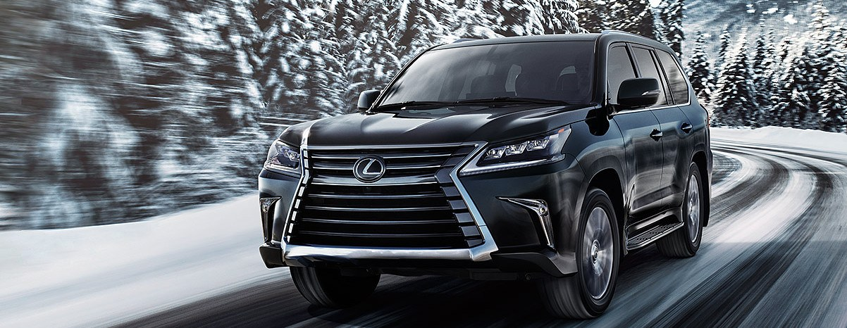 2018 Lexus LX at Ken Shaw Lexus in the Greater Toronto Area GTA, Ontario, Canada