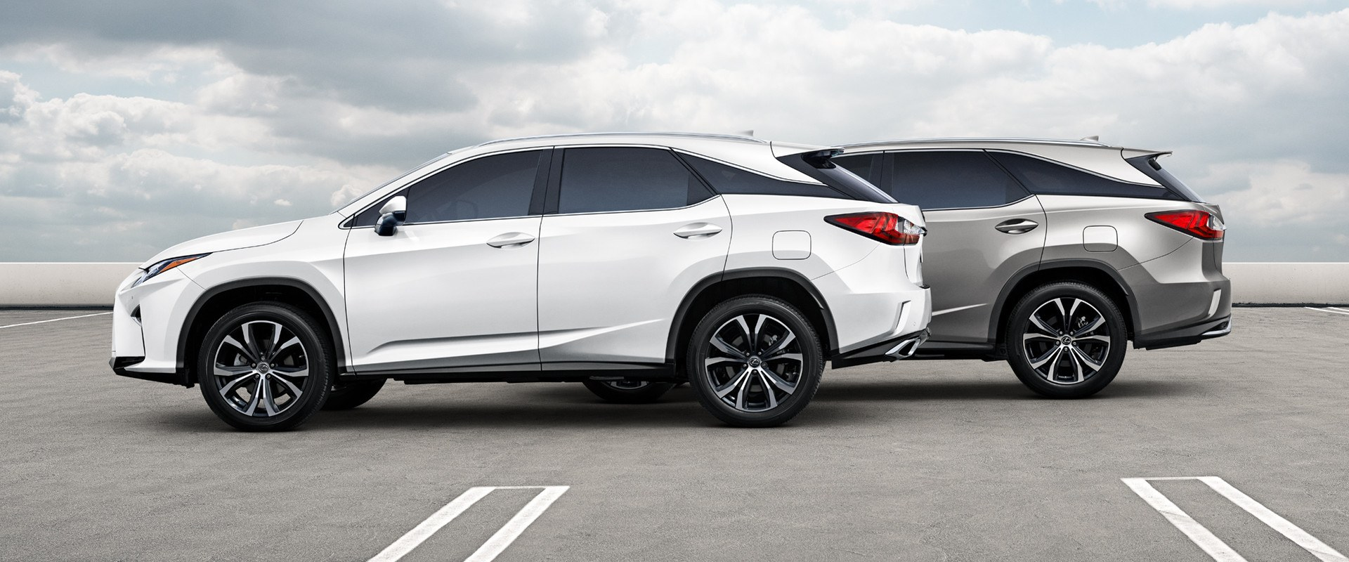 2018 Lexus RX L at Ken Shaw Lexus in the Greater Toronto Area GTA, Ontario, Canada