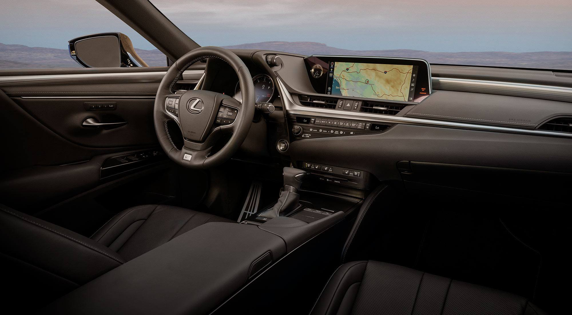 2019 Lexus ES Technology at Ken Shaw Lexus in Toronto