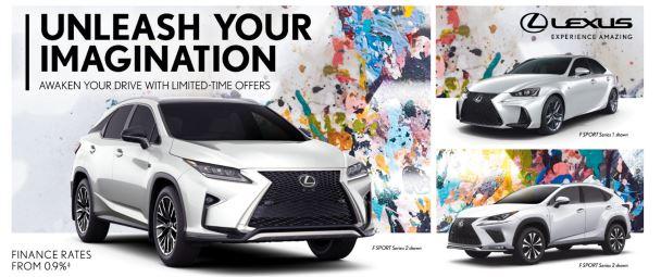Lexus Offers