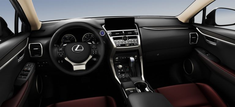 2019 Lexus NX Interior at Ken Shaw Lexus in Toronto