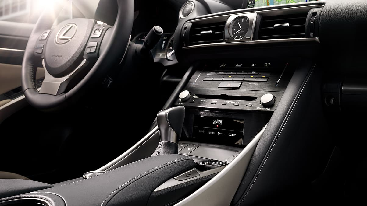 2019 Lexus IS Interior at Ken Shaw Lexus in Toronto