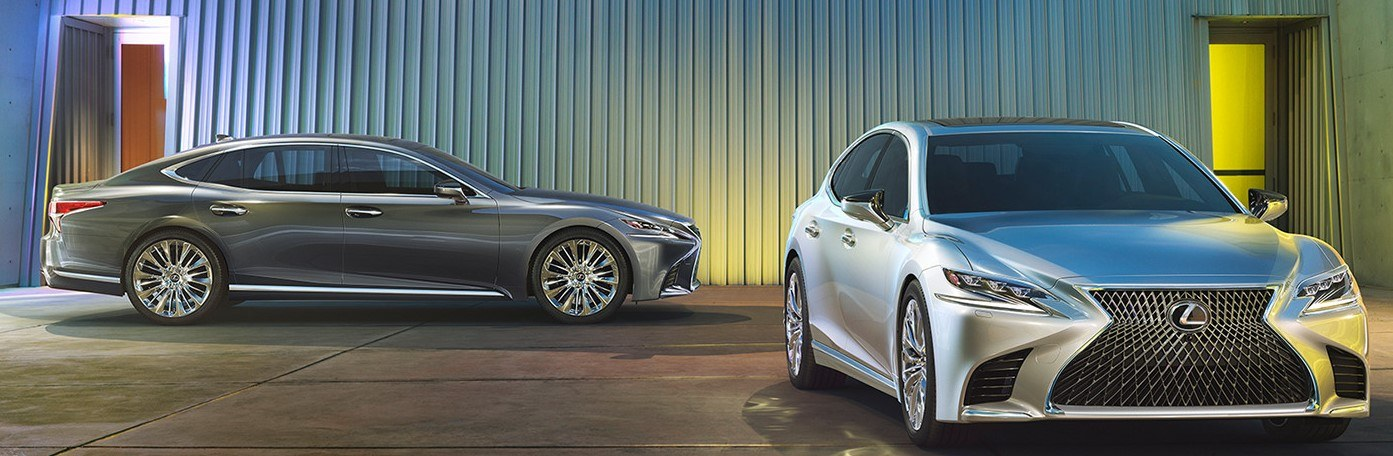 2019 Lexus LS at Ken Shaw Lexus in the Greater Toronto Area GTA, Ontario, Canada