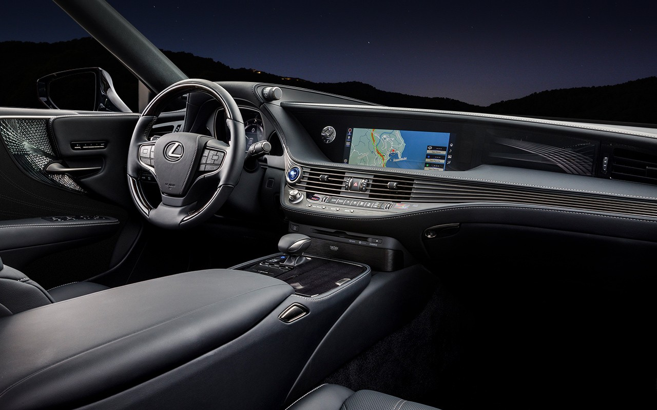 2019 Lexus LS Technology at Ken Shaw Lexus in Toronto