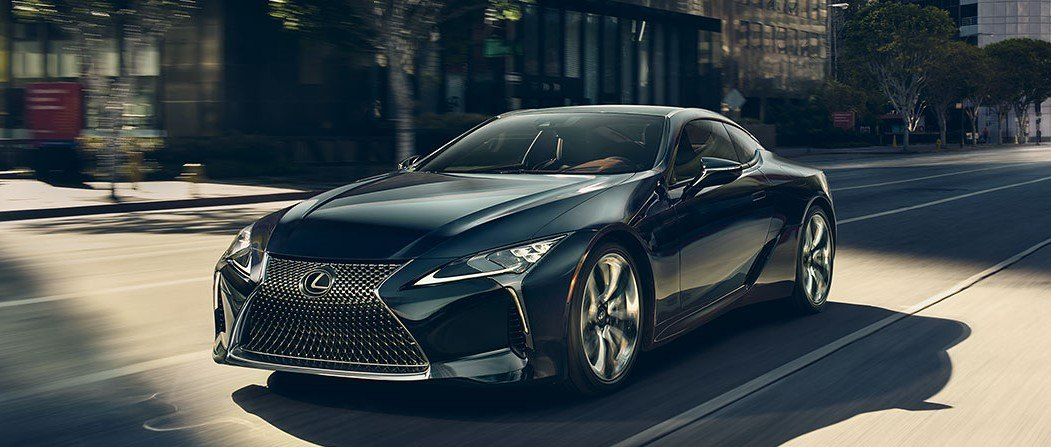 2019 Lexus LC at Ken Shaw Lexus in the Greater Toronto Area GTA, Ontario, Canada