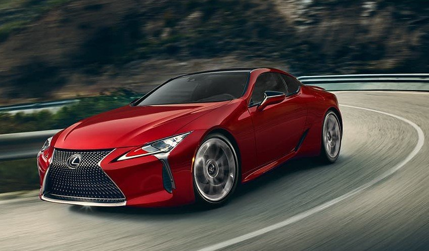 2019 Lexus LC Performance at Ken Shaw Lexus in Toronto
