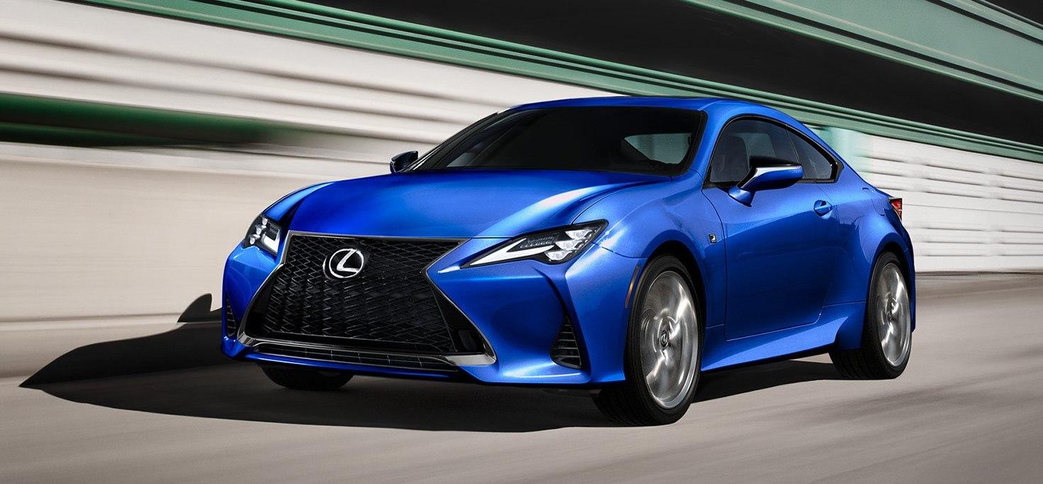 2019 Lexus RC at Ken Shaw Lexus in the Greater Toronto Area GTA, Ontario, Canada