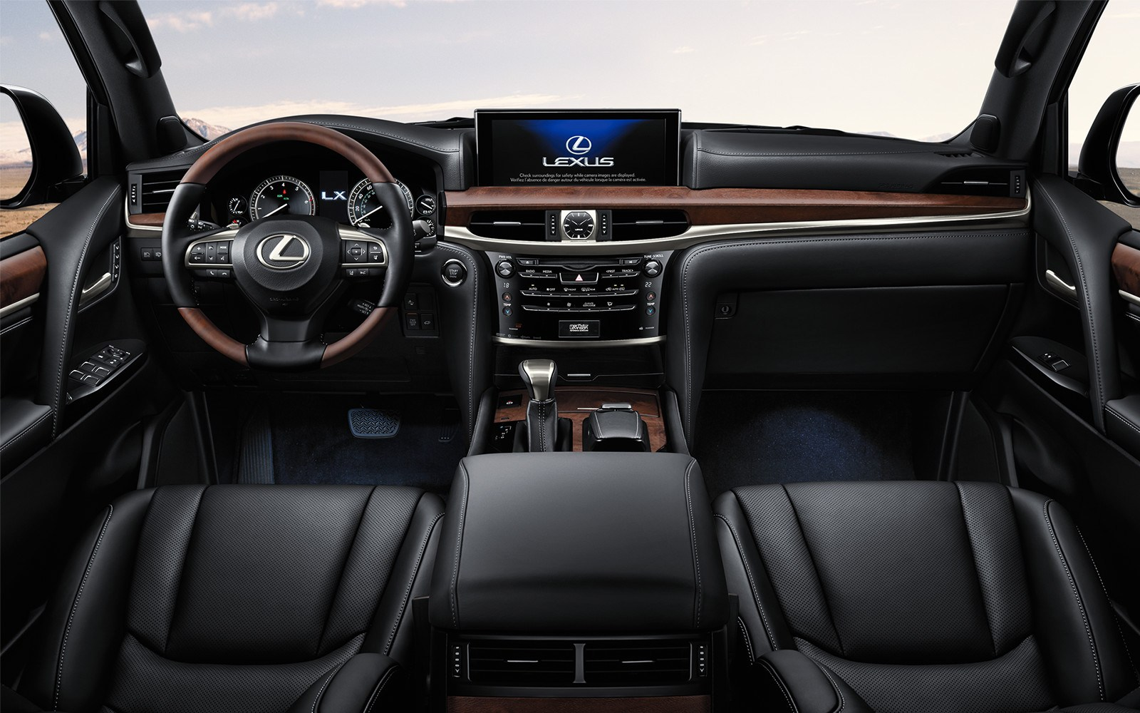 2019 Lexus LX Technology at Ken Shaw Lexus in Toronto