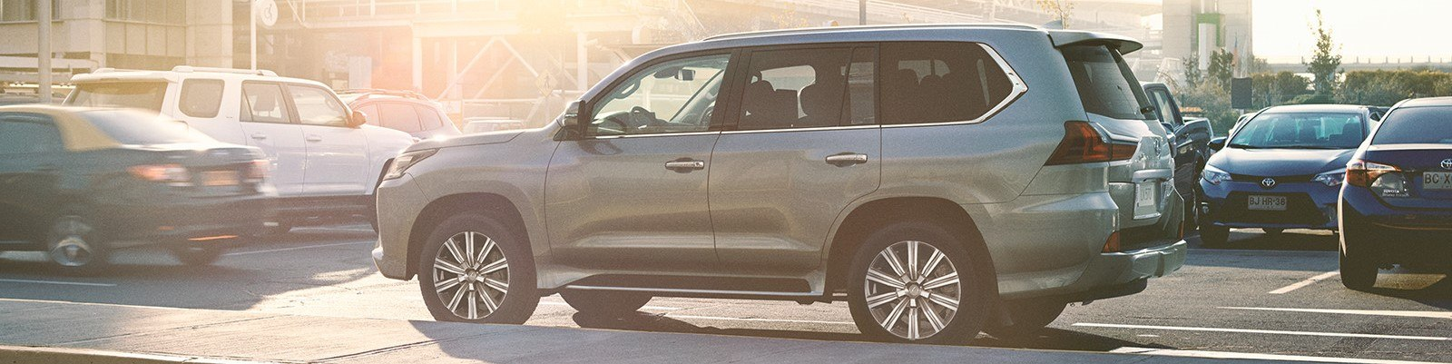 2019 Lexus LX Performance at Ken Shaw Lexus in Toronto