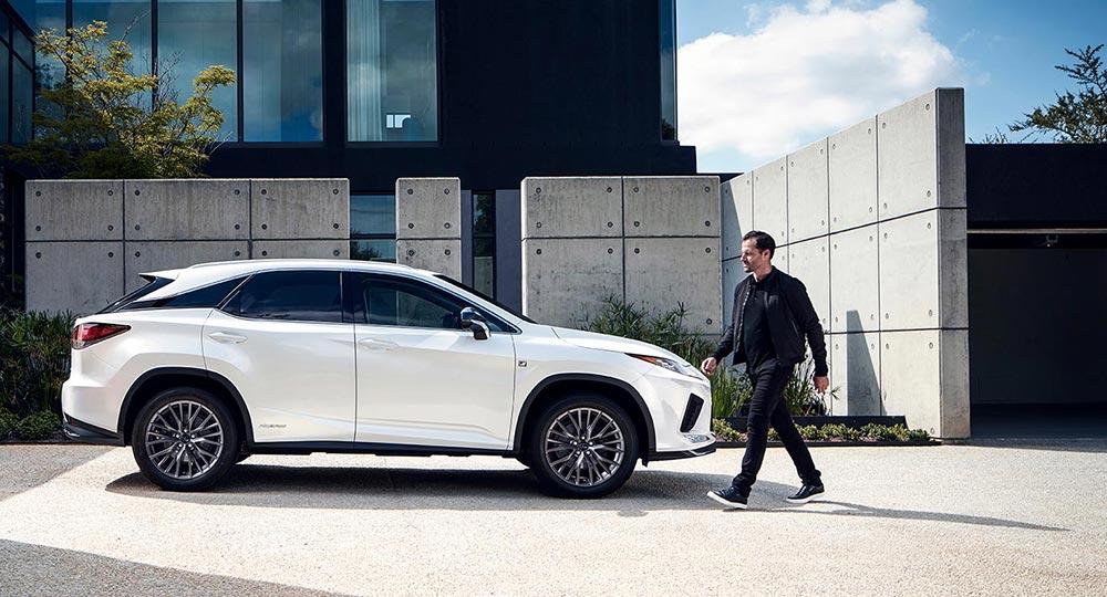 2020 Lexus RX at Ken Shaw Lexus in Toronto