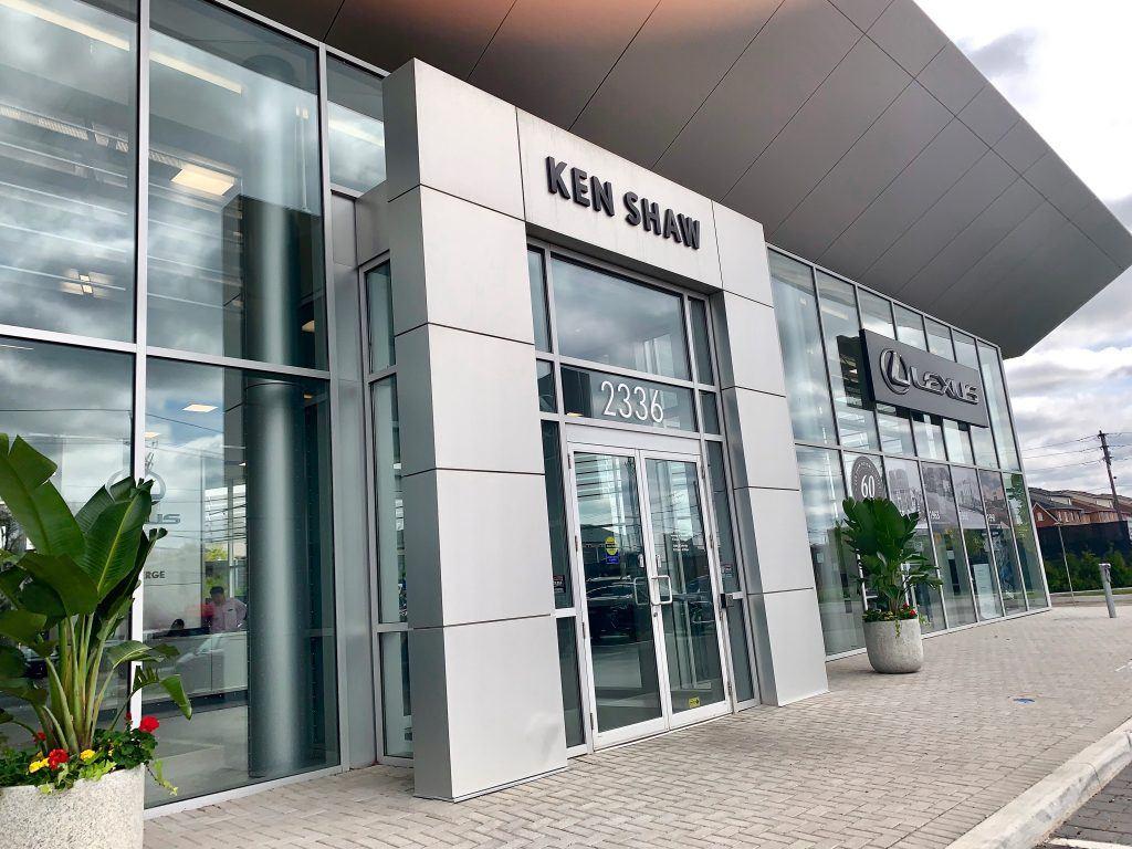 Ken-shaw-lexus-in-toronto-ontario