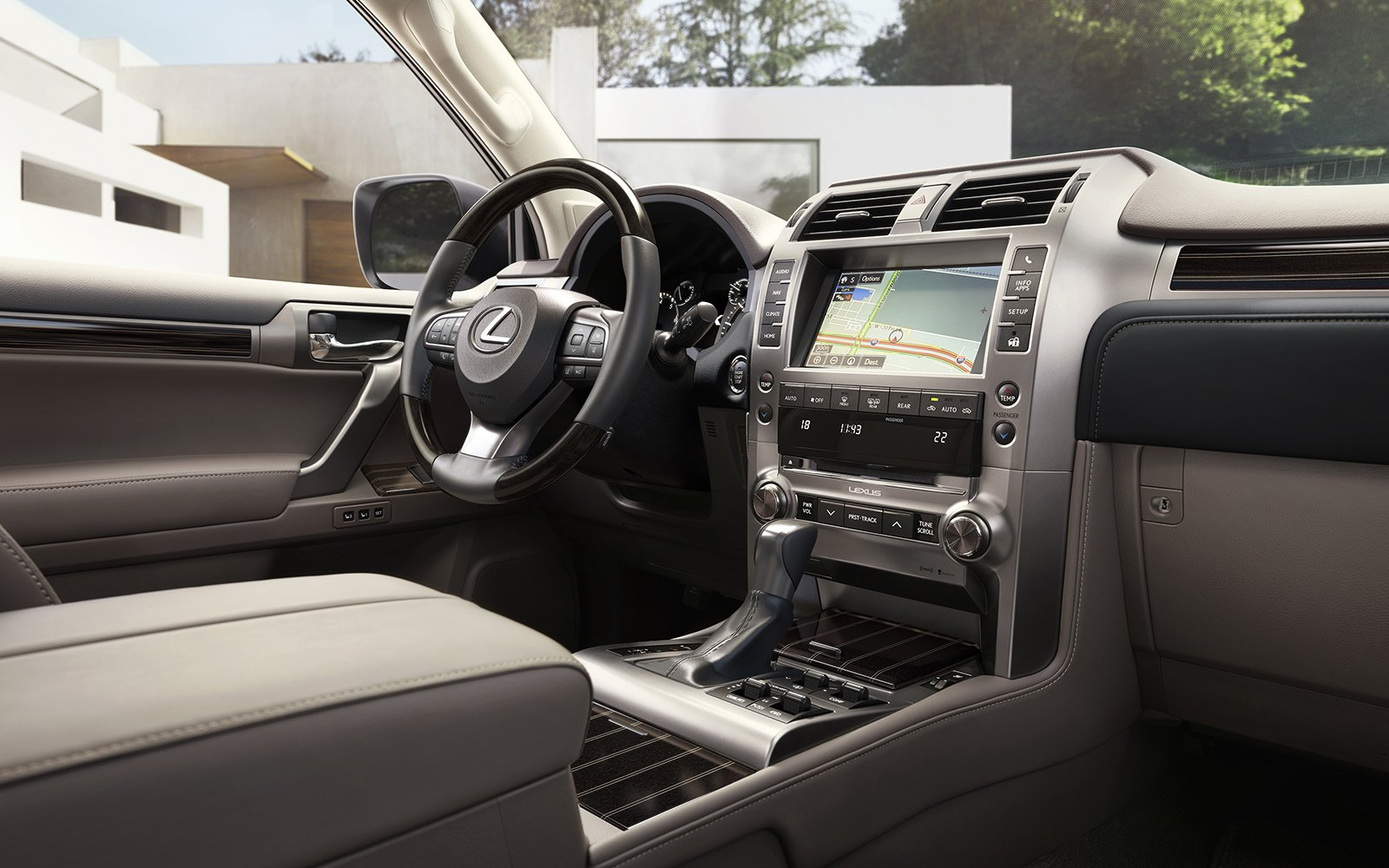 2020 Lexus GX Technology at Ken Shaw Lexus in Toronto