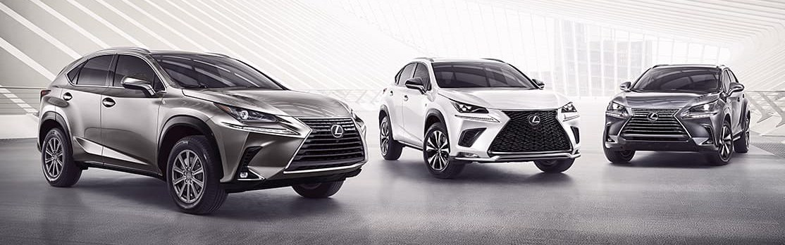 2020 Lexus NX Models at Ken Shaw Lexus in Toronto