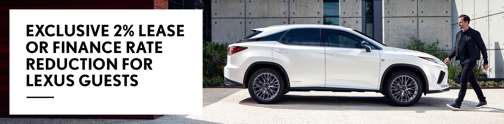 Lexus offers rate reduction at Ken Shaw Lexus in Toronto