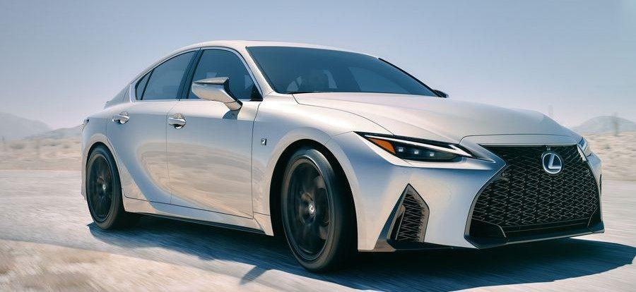 2021 Lexus IS at Ken Shaw Lexus in Toronto