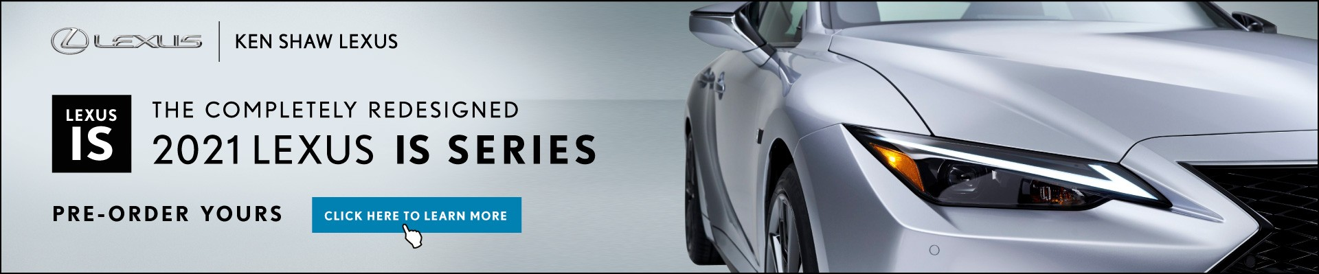 New redesigned 2021 lexus IS 300 F SPORT AWD at Ken Shaw Lexus in Toronto, Ontario, GTA