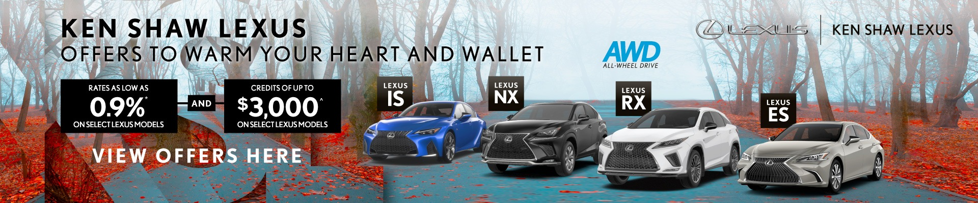 Ken Shaw Lexus Toronto Offers new