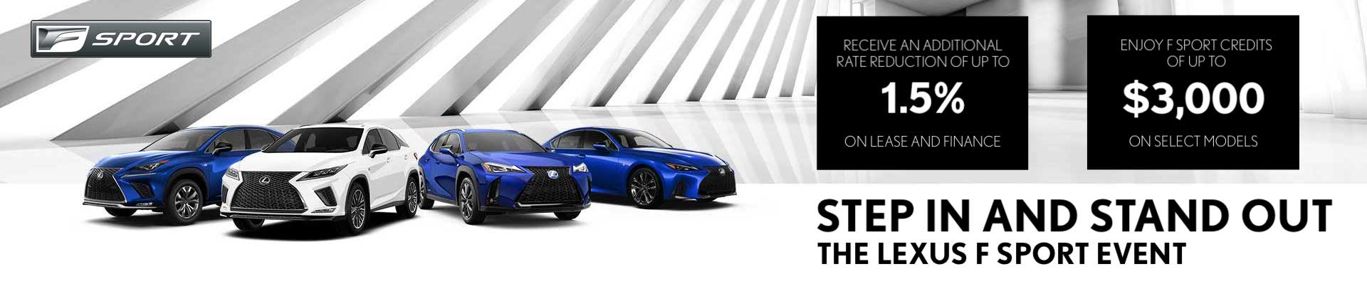 ken shaw lexus offers rate reduction promotion in toronto, ontario